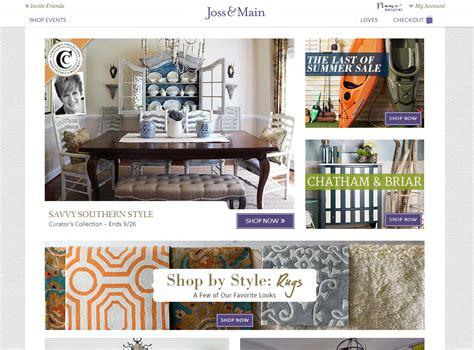 jossandmain com home decor online shopping store no 1