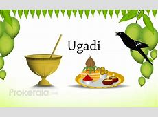 Celebration Ugadi the New Year of the Deccan region of