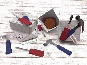 Geburtstagsgeschenk Für Den Mann : diamantbox hammer f r den mann bastelflocke ~ Yasmunasinghe.com Haus und Dekorationen