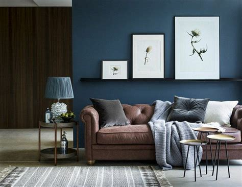 blaue wand wohnzimmer 1001 wohnzimmer deko ideen tolle gestaltungstipps