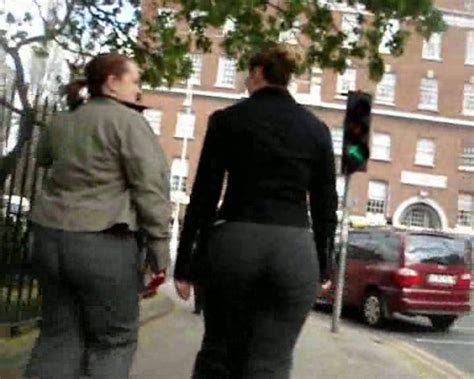 Amateur German Milf With Big Ass In Tight Pants Spy Cam