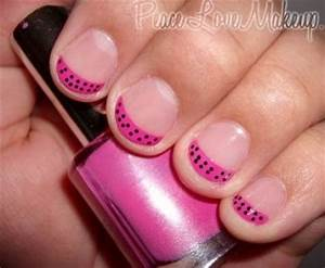 how to do cute easy nail designs at home 2017 2018 With easy cute nail designs at home