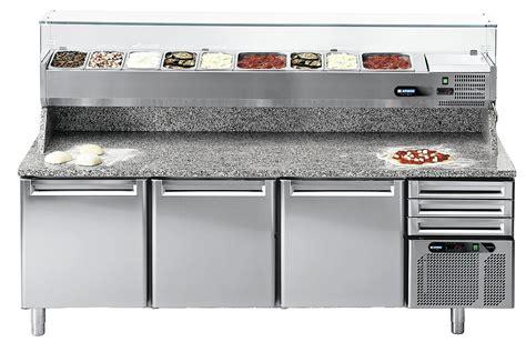 materiel de cuisine occasion professionnel meuble pizza refrigere restock