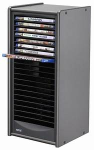 Wooden Disc Towers :: One Touch Blu-ray Disc Tower ...