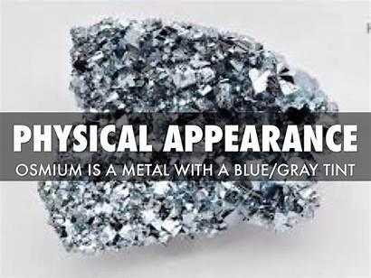Osmium Metal