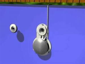 Lampe De Piscine : video montage lampe led rgb seamaid pour piscine hors sol ~ Premium-room.com Idées de Décoration