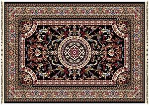 Style of traditional patterns zentrailcom for Traditional carpet designs
