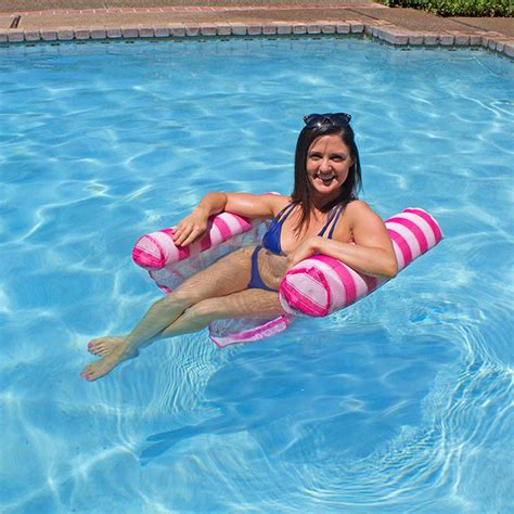 Poolmaster Hammock Water Lounger  Pool Floats Splash