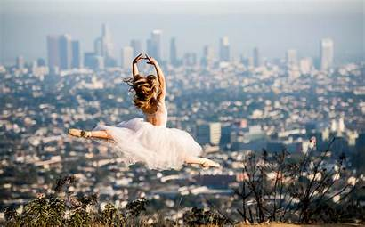 Ballet Ballerina Desktop Pointe Shoes Wallpapers Background