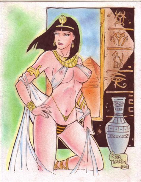 Rule 34 Ancient Egypt Cleopatra History Rodel Martin