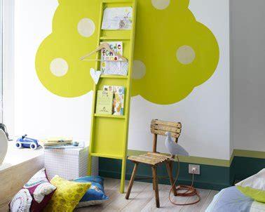 chambre gris et vert deco chambre enfant couleur vert pomme et gris
