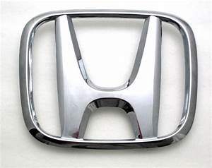 "New Front Grill ""H"" Emblem For 2009 2011 HONDA CIVIC SEDAN"
