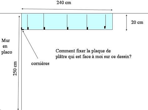 re de spot pour cuisine coffrage faux plafond plaque de plâtre