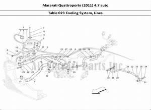 Buy Original Maserati Quattroporte  2011  4 7 Auto 023