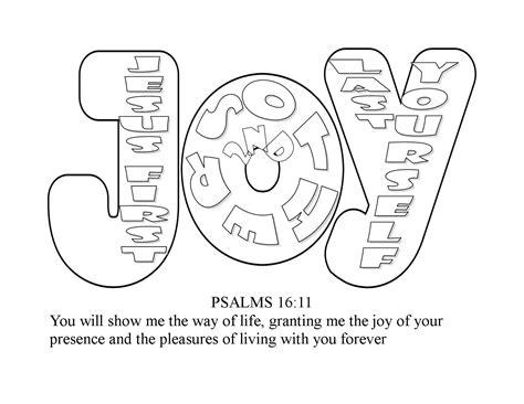 fruit   spirit joy jesus      coloring pages fruit