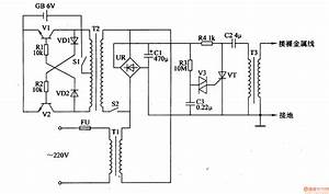 Electric Fence Control Circuit 3