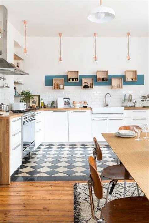 etagere cuisine bois étagères ouvertes dans la cuisine 53 idées photos
