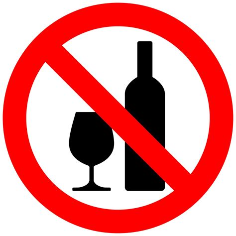 cartoon drinking alcohol don 39 t drink alcohol no tomar alcohol icons png free