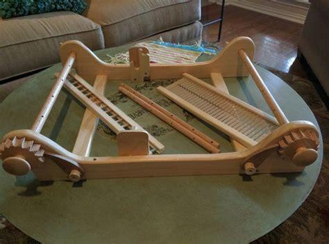 handmade rigid heddle loom washford heddle
