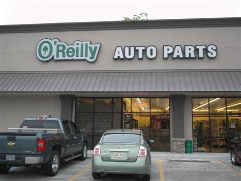 O'reilly Auto Parts, Port Allen Louisiana (la
