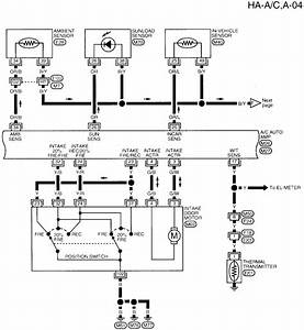 Nissan Altima 98 Wiring Diagram