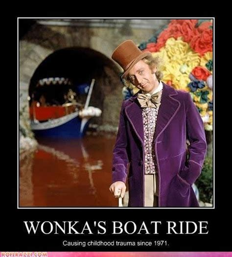 Willy Wonka Boat Song by Boat Ride Quotes Quotesgram