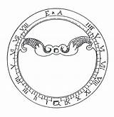Sundial Drawing Roman Numeral Getdrawings Pocket Archaeology Trust Sw National sketch template