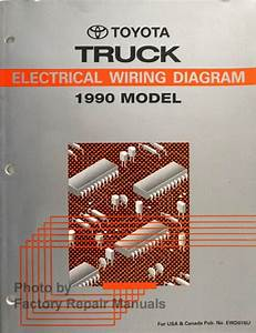1990 Toyota Truck Electrical Wiring Diagrams Pickup