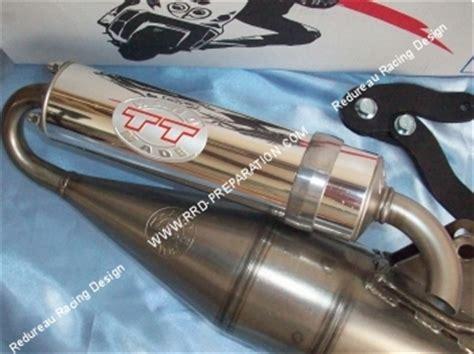 pot d 233 chappement leovince tt pour scooter moteur peugeot horiontal air ludix one speedfight 3