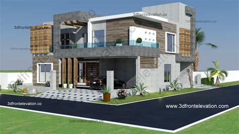 10 Marla Corner Luxury House Plan