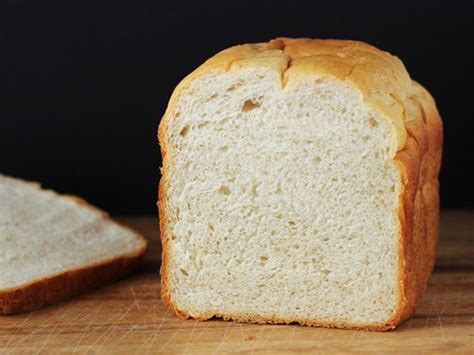 bread machine recipes buttery bread machine loaf serious eats recipes