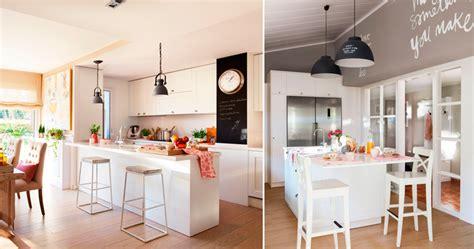 ideas de decoracion  cocinas de concepto abierto