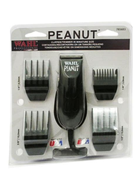wahl peanut trimmer creative beauty concepts