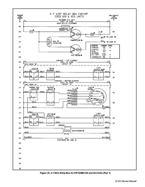 Nordyne Thermostat Wiring Diagram Engine
