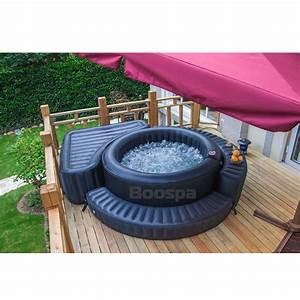 Mobilier Gonflable Exterieur : mobilier gonflable pour spa gonflable aquaspa boospa ~ Premium-room.com Idées de Décoration