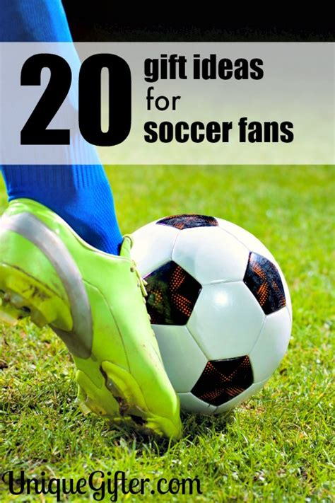 best gifts for soccer fans 20 gifts for soccer fans unique gifter