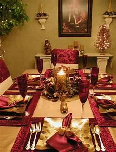 20, Christmas, Table, Setting, Design, Ideas