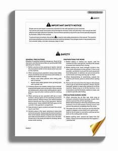 Komatsu Pc75uu 2 Shop Manual
