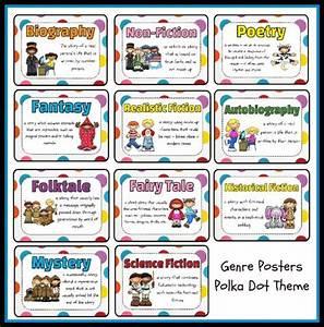 Genre Worksheets 4th Grade