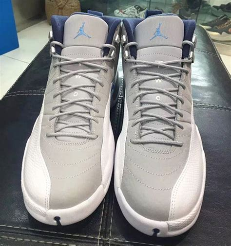Air Jordan 12 u0026quot;UNCu0026quot; Arrives In June - Air Jordans Release Dates u0026 More | JordansDaily.com