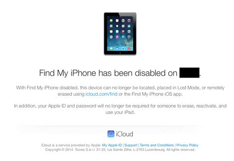 add a device to find my iphone ios if i turn my find my iphone will it send a