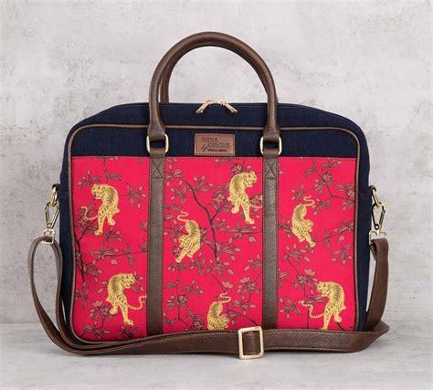 Best Designer Denim Laptop Bags on India Circus