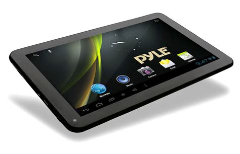 10 android tablet pyle home ptbl10c astro 10 1 inch android tablet w 1gb