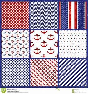 Tapete Geometrische Muster : satz geometrische muster in marine style lizenzfreie stockfotografie bild 38082297 ~ Sanjose-hotels-ca.com Haus und Dekorationen