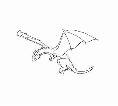 Dragon Animation Deviantart Google Drawing Dragons Drawings