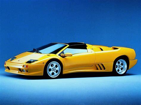 1999 Lamborghini Diablo Vt Roadster Lamborghini