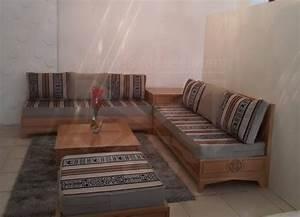 Salon Marocain Meubles Klibia Messelmani