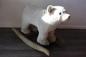 Jouet A Bascule Exterieur : ours polaire bascule jeu et jouet pour enfant ~ Teatrodelosmanantiales.com Idées de Décoration