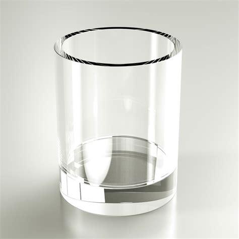 Bicchieri Plexiglass by Bicchiere Tondo Accessori Bagno In Plexiglass Arte
