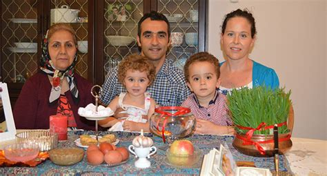 New Celebrate Family Friends Life: Nima Nikfarjam, Medowie Resident, Celebrates Persian New